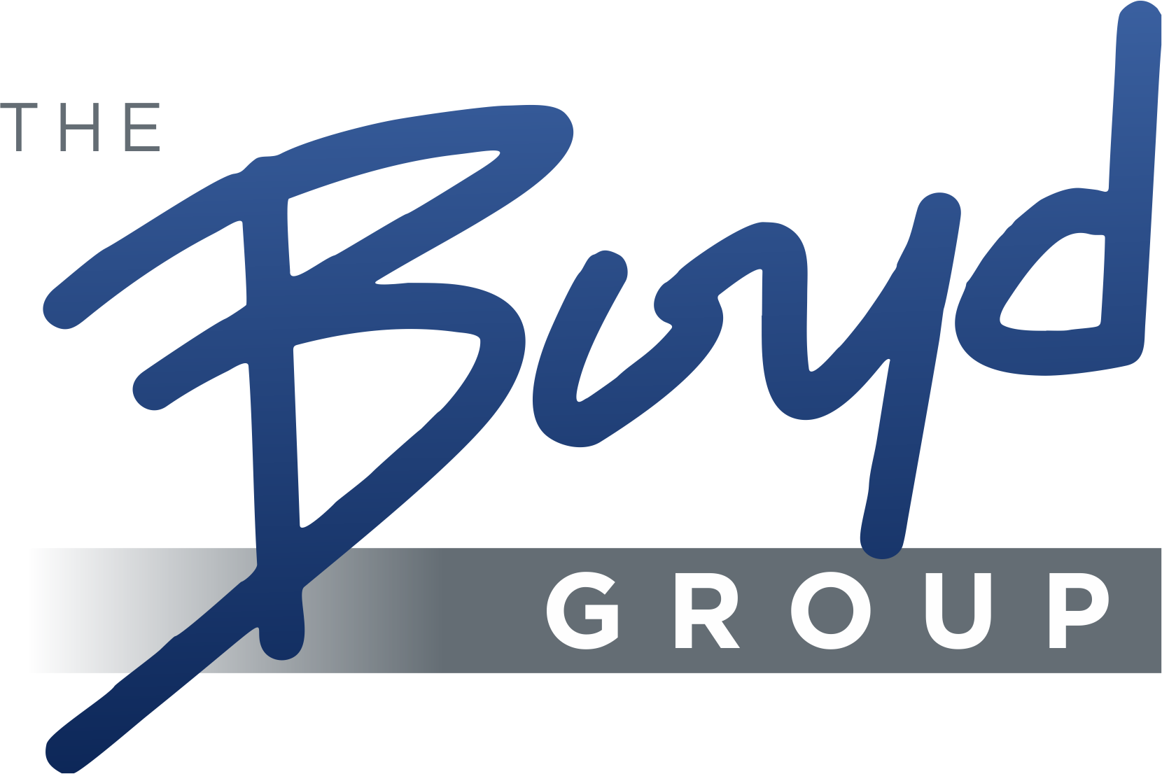 Boyd Real Estate Group Logo
